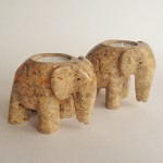 fossilstone elephants