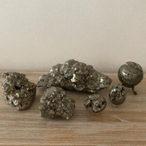 Pyrite (Fools Gold)